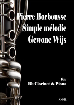 Simple Mélodie - Gewone Wijs - Pierre Borbousse