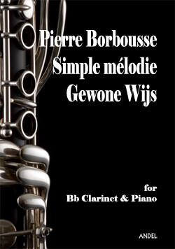 Simple Mélodie - Gewone Wijs - Pierre Borbousse