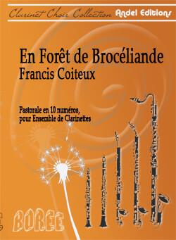 En Forêt de Brocéliande - Francis Coiteux