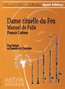 Danse rituelle du Feu - Manuel de Falla - arr. Francis Coiteux