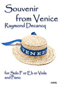 Souvenir from Venice - Raymond Decancq