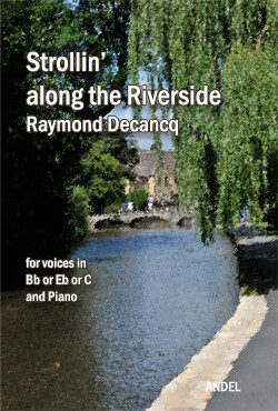 Strollin' along the Riverside - Raymond Decancq