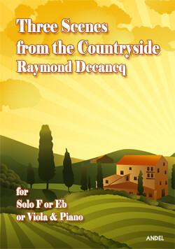 Three scenes from the Countryside - Raymond Decancq