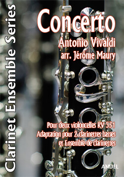 Concerto Antonio Vivaldi - arr. Jérôme Maury
