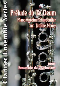 Prélude du Te Deum - Marc-Antoine Charpentier - arr. Jérôme Maury