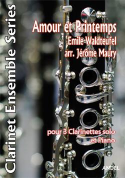 Amour et Printemps - Emile Waldteufel - arr. Jérôme Maury