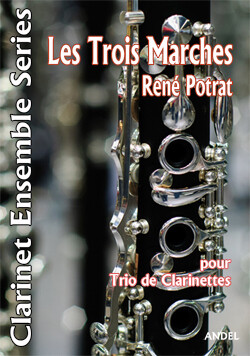 Les Trois Marches - René Potrat