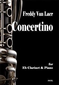 Concertino - Freddy Van Laer