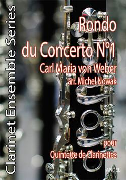 Rondo du Concerto N°1 - C. M. von Weber - arr. Michel Nowak