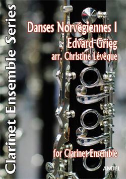 Danses Norvégiennes - Edvard Grieg - arr. Christine Lévêque