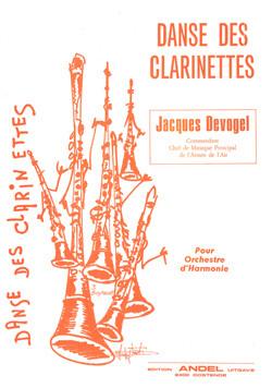 Danse des Clarinettes - Jacques Devogel