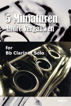 5 Miniaturen - André Vergauwen