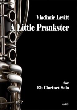 A Little Prankster - Vladimir Levitt
