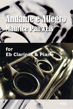 Andante e Allegro - Maurice Pauwels