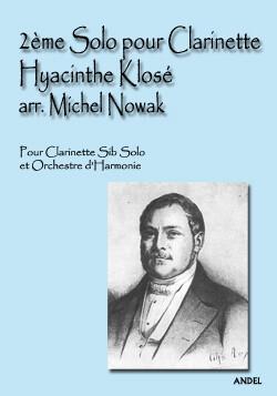 2ème Solo - Hycanthe Klosé - arr. Michel Nowak