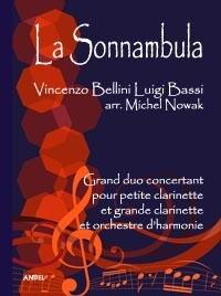 La Sonnambula - Vincenzo Bellini Luigi Bassi - arr. Michel Nowak