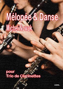Mélopée et Danse - Michel Nowak
