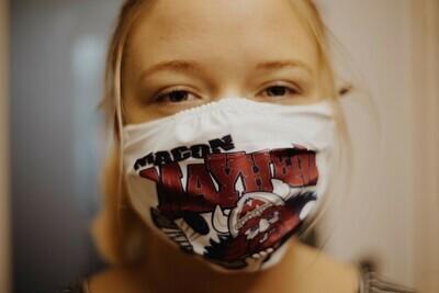 Facemask White