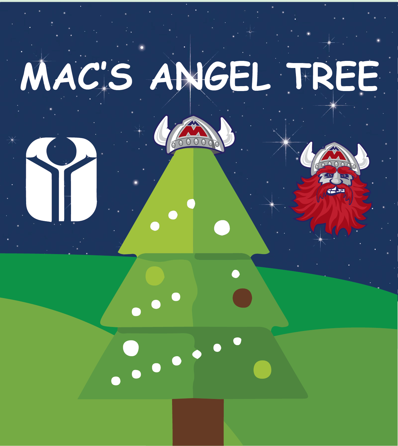 Mac's Angel Tree Donation