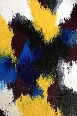 Power ReMarks 03 - Oil on canvas (Framed/Unframed)