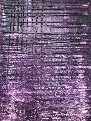 Power ReMarks s01 - Oil on Canvas (Framed)
