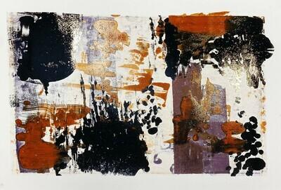 Mix Monoprint, Untitled 01