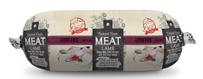 Hondenworst Natural Fresh Meat Lam