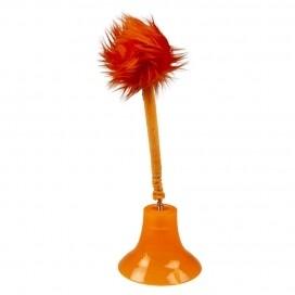 Speeltje Duvo Wobble 'n Play Oranje