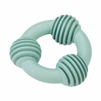 Dental Ring Beeztees Rubber Groen