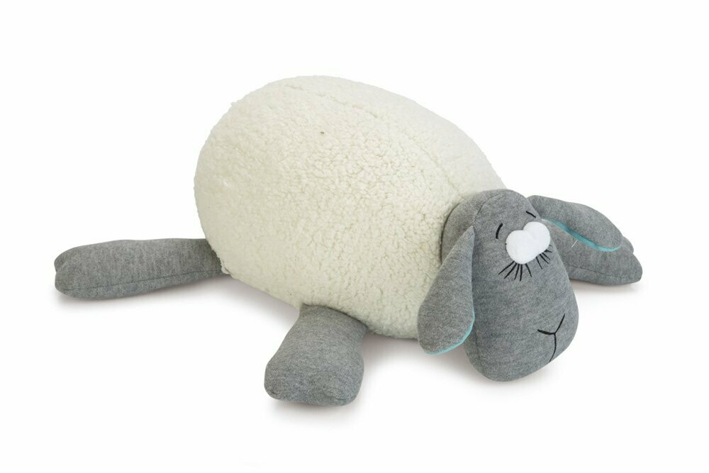 Peluche Beeztees Mouton Battement De Coeur Beige