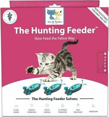 Doc & Phoebe's Hunting Feeder