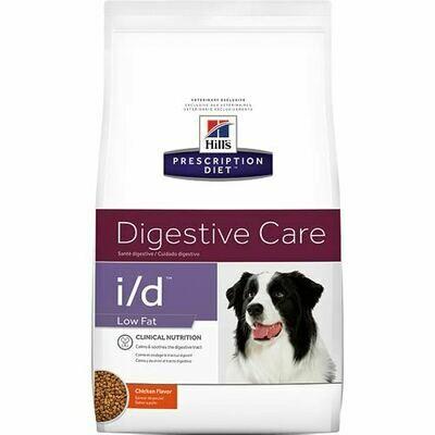 Hill's Prescription Diet Hond I/D Low Fat 1.5 kg PROMO