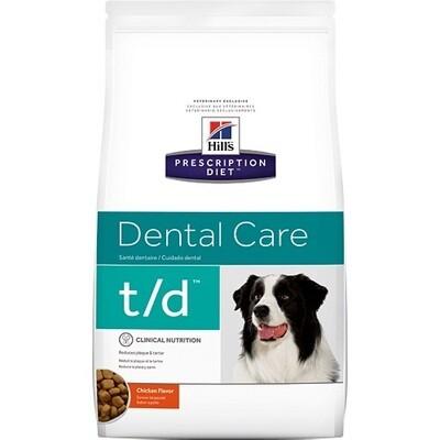 Hill's Prescription Diet Hond T/D