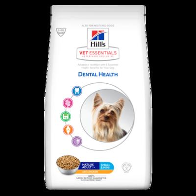 Hill's Vetessentials Dental Health Hond Mature Adult Small & Mini