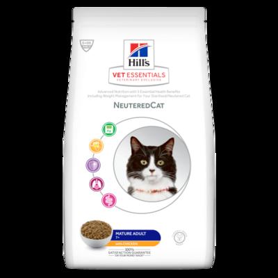 Hill's Vetessentials Neutered Cat Mature Adult