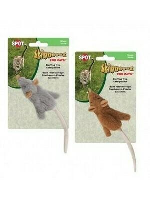 Skinneeez Mouse with Catnip