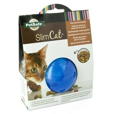 Voederbal Petsafe Slimcat Blauw