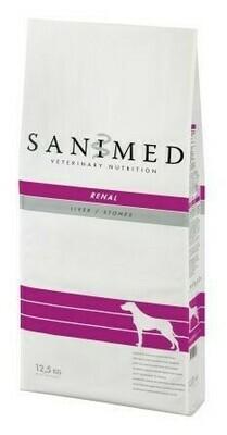 Sanimed Renal Hond Liver & Stones