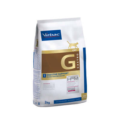 Virbac HPM Digestive Support Kat