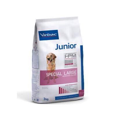 Virbac HPM Junior Hond Special Large
