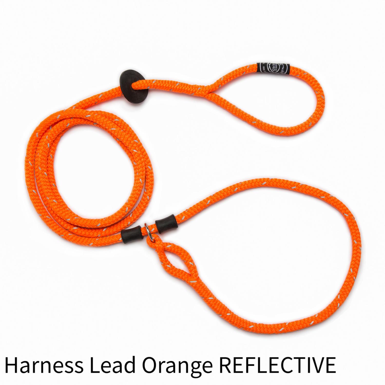 Harness Lead Anti-trek Harnas Hond