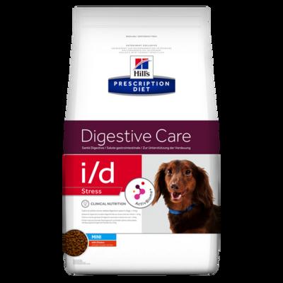 Hill's Prescription Diet Hond I/D Stress Mini
