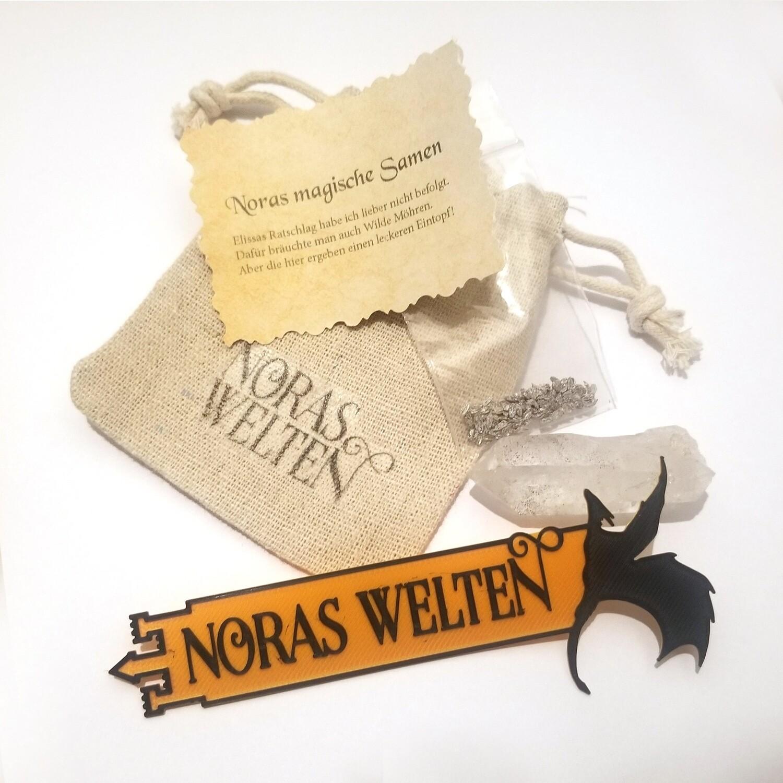 Spezial-Goodies Noras Welten