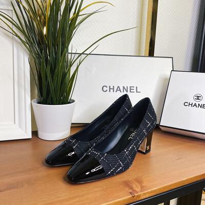 Твидовые туфли