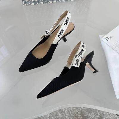 Жаккардовые туфли