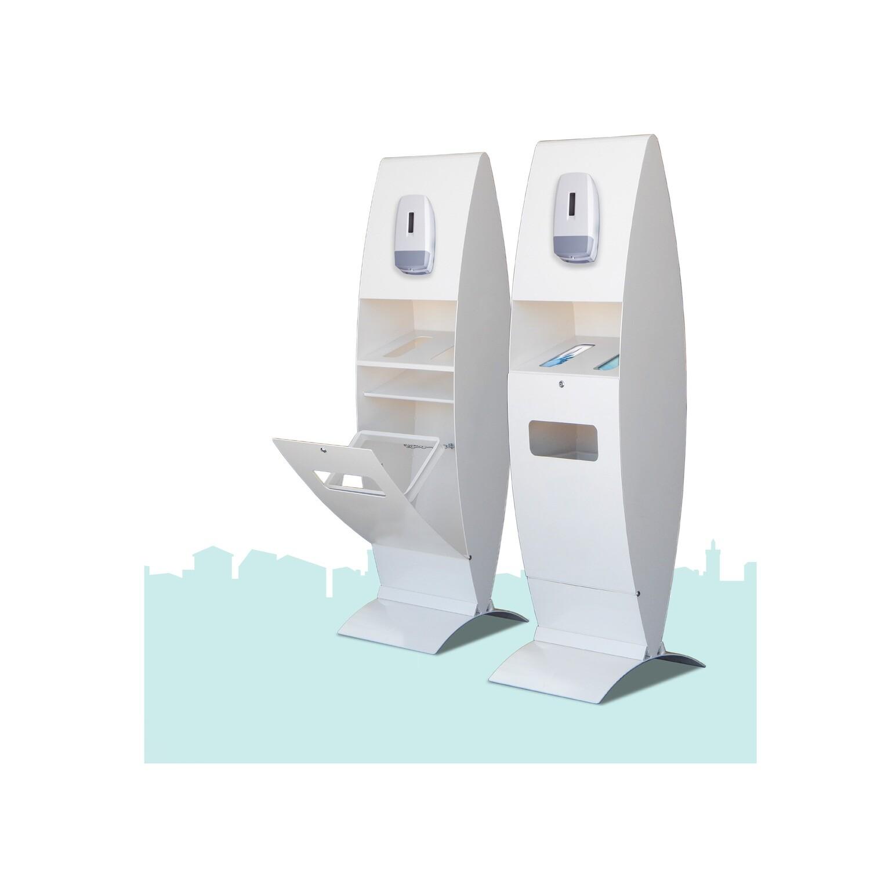 VÒ – Totem Dispenser