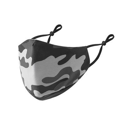 Universal mask camo design