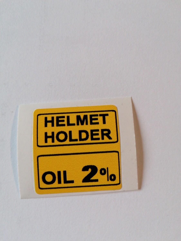 2% sticker