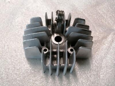 Cilinderkop gestraald 40 mm