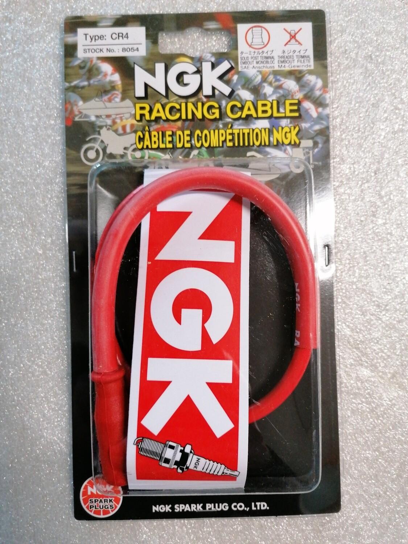 Bougiekabel + kop ngk racing